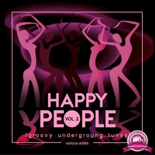 Happy People (Groovy Underground Tunes), Vol. 2 (2019)