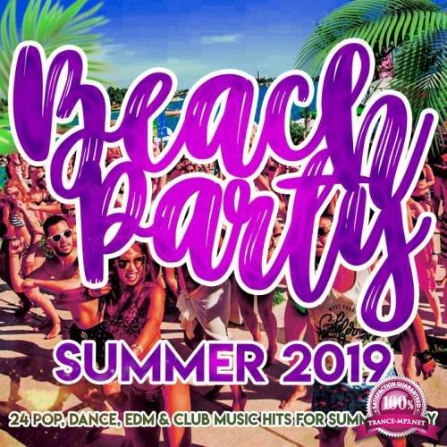 OTR Best Sound - Beach Party Summer 2019 (2019)