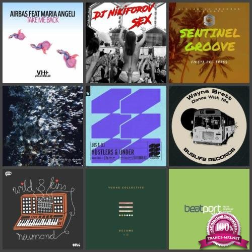 Beatport Music Releases Pack 1168 (2019)