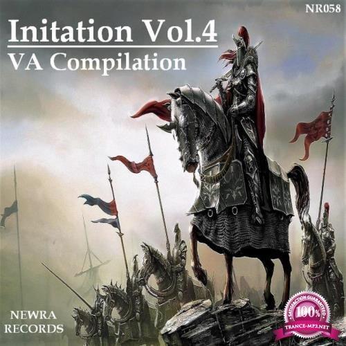 Newra - Initation Vol.4 VA Compilation (2019)