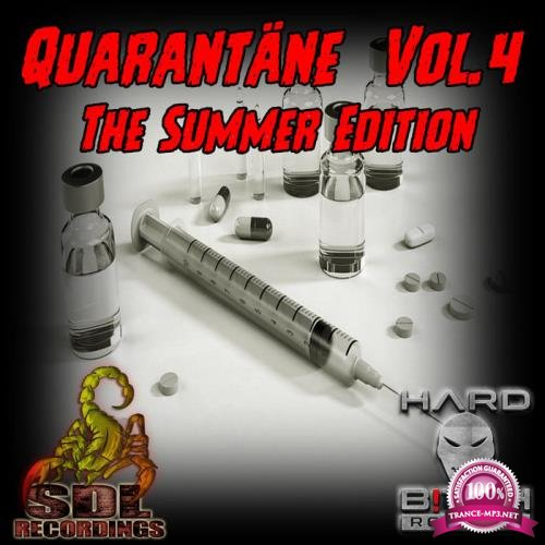 Quarantane - Vol. 4 - The Summer Edition (2019)