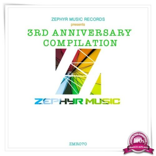 Zephyr Music Records : 3rd Anniversary Compilation (2019)