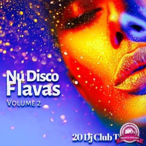 Nu Disco Flavas, Vol. 2 (20 DJ Club Tracks) (2019)