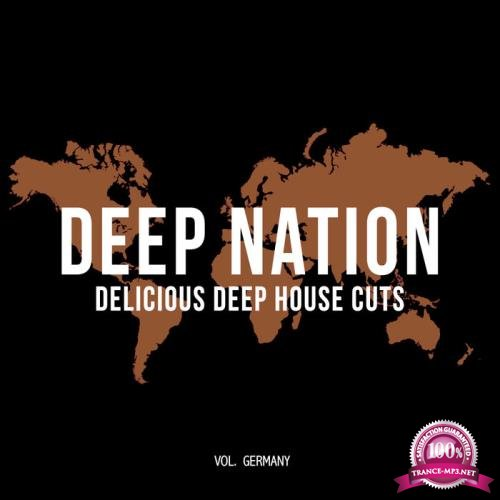 Deep Nation: Delicious Deep House Cuts, Vol. Germany (2019)