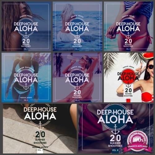 Deep-House Aloha, Vol. 1 - 8 (20 Summer Smoothies) (2019) FLAC