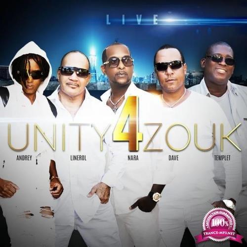 Unity 4 Zouk - Unity 4 Zouk (Live) (2019)