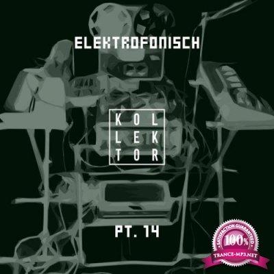 Elektrofonisch Pt  14  (2019)