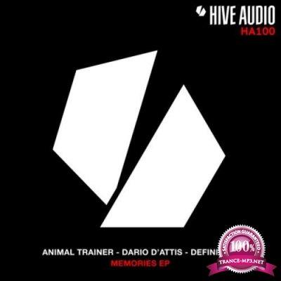 Animal Trainer/Definition/Dario D'Attis - Memories (2019)