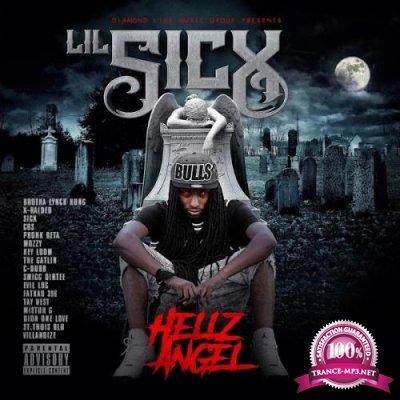 Lil Sicx - Hellz Angel (2019)