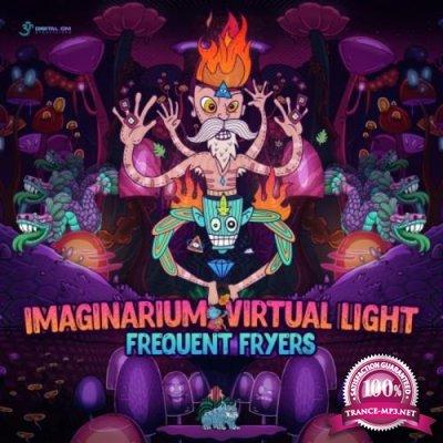 Imaginarium Vs. Virtual Light - Frequent Fryers (2019)