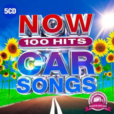 NOW 100 Hits Car Songs (5CD) (2019) FLAC