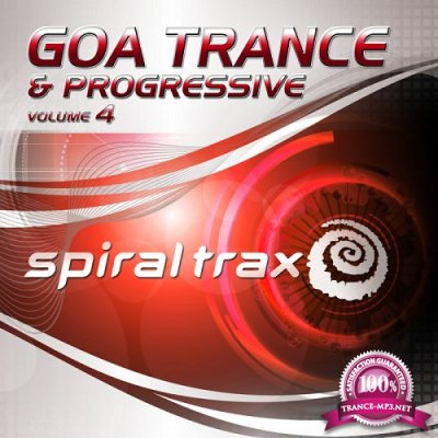 VA - Goa Trance & Progressive Spiral Trax Vol.4 (2019)