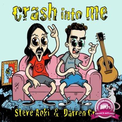 Steve Aoki & Darren Criss - Crash Into Me (2019)