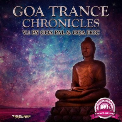 Goa Trance Chronicles Ver.1 (Album Mix Version) (2019)
