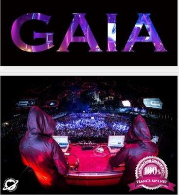 Gaia Discography (1 Albums, 15 Singles, 13 Tracks) - 2009-2019 (2019) FLAC
