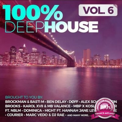 100% Deep House, Vol. 6 (2019)