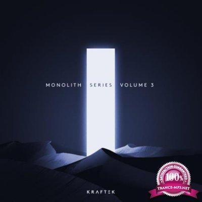 Pleasurekraft presents Monolith Series Volume 3 (2019)