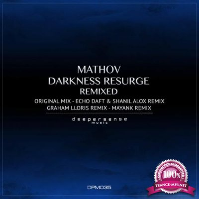 Mathov - Darkness Resurge (Remixed) (2019)