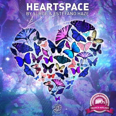 Surge & Estefano Haze - Heartspace (Single) (2019)