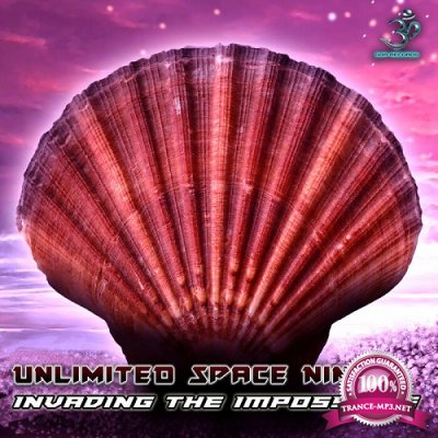 Unlimited Space Nine - Invading The Impossible EP (2019)