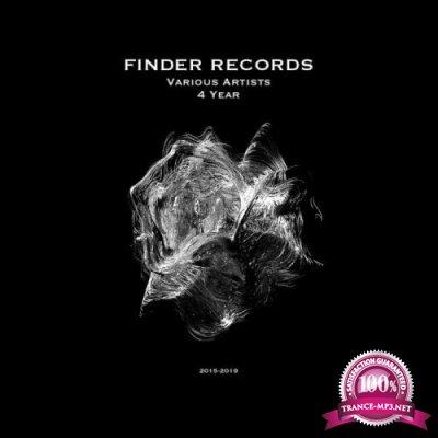 Finder - Finder Records 4 Year (2019)