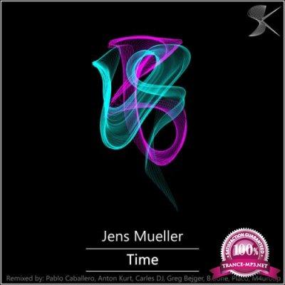 Jens Mueller - Time (2019)