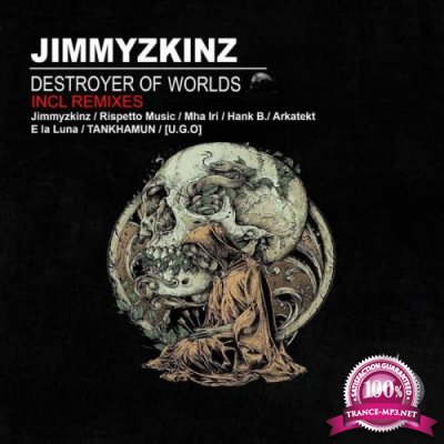 JIMMYZKINZ - Destroyer of Worlds (2019)
