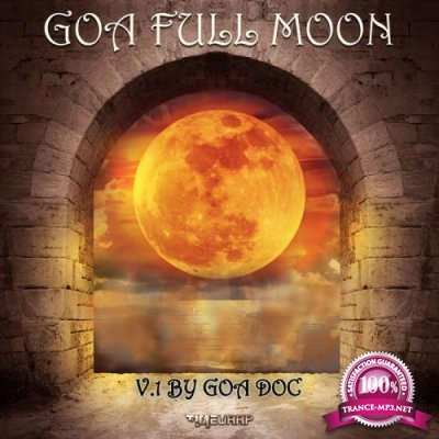 Goa Full Moon V.1 By Goa Doc (2018)