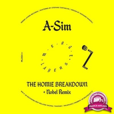A-Sim - The Homie Breakdown (2019)