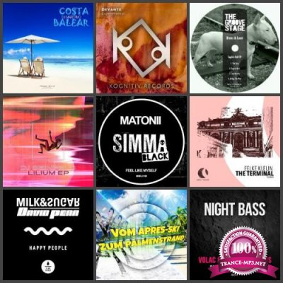 Beatport Music Releases Pack 1167 (2019)