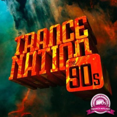 Kontor Records GmbH - Trance Nation-The 90s (2019)