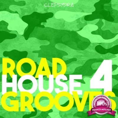 Clepsydra - Roadhouse Grooves 4 (2019)