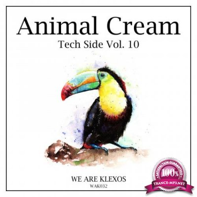 Animal Cream Tech Side, Vol. 10 (2019)