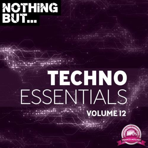 Copyright Control: Nothing But... Techno Essentials, Vol. 12 (2019)