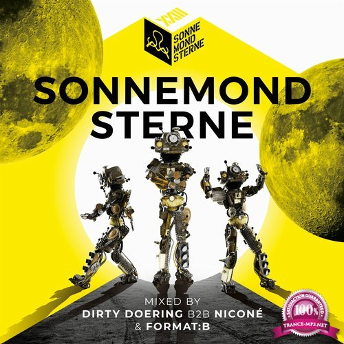 Sonne Mond Sterne XXIII (Mixed by Dirty Doering B2B Nicone & Format:B) (2019) FLAC