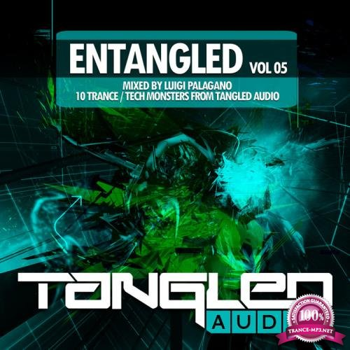 EnTangled, Vol 05: Mixed By Luigi Palagano (2019)