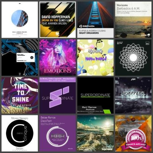 Beatport Music Releases Pack 1185 (2019)