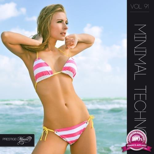 Prestige Music Germany - Minimal Techno, Vol. 91 (2019)