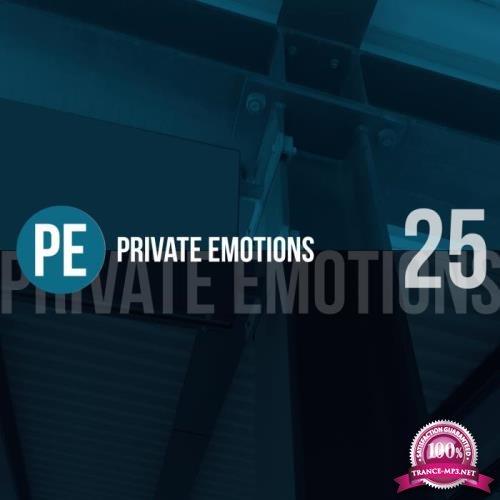 Private Emotions, Vol. 25 (2019)
