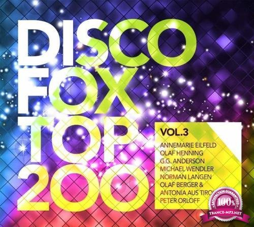 Da Music: Discofox Top 200 Vol. 3 [3CD] (2019) FLAC