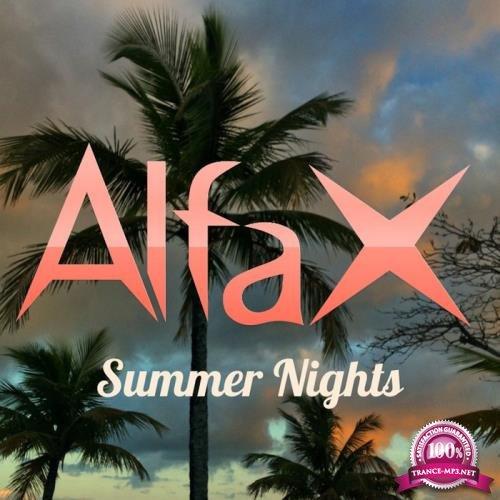 Alfa-X - Summer Nights (2019)