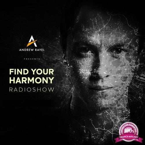 Andrew Rayel - Find Your Harmony Radioshow 167 (2019-08-07)