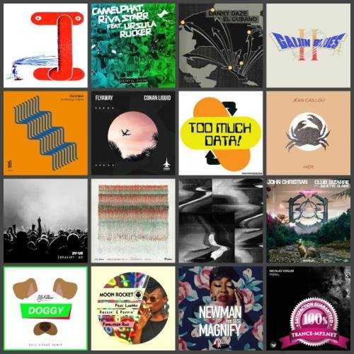 Beatport Music Releases Pack 1197 (2019)