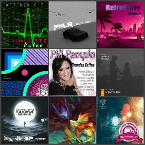 Beatport Music Releases Pack 1203 (2019)