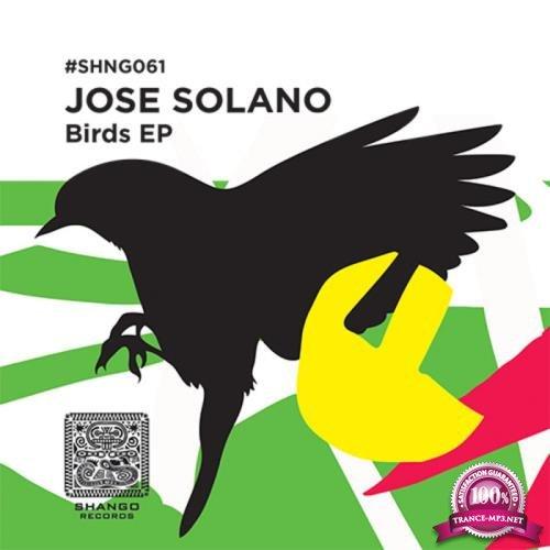 Jose Solano - Birds (2019)