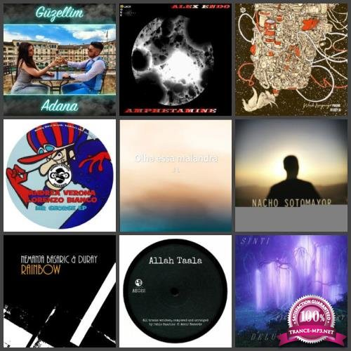 Beatport Music Releases Pack 1205 (2019)
