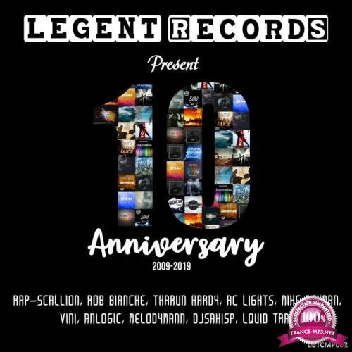 Legent Records 10 Years (2019)