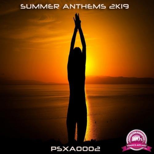 Poolside X - Summer Anthems 2k19 (2019)
