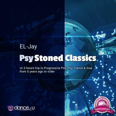 EL-Jay - PsyStoned Classics 012 (2019-08-14)