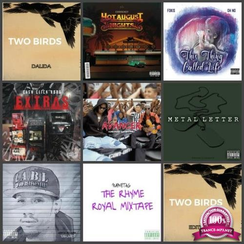 Rap Music Collection Pack 077 (2019)